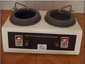 HD220金相双盘研磨抛光机厂家