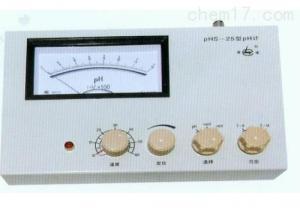 精密酸度計PHS-25-指針