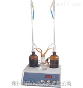 電子水份測定儀KF-1A