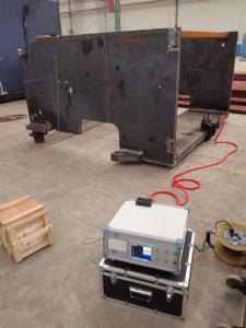 广州振动时效机,广州时效处理设备