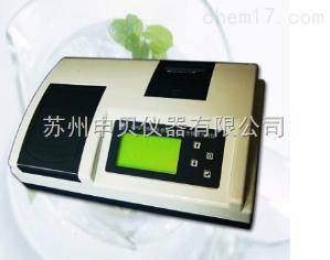 GDYQ-100M 多參數食品安全快速分析儀(30個參數)