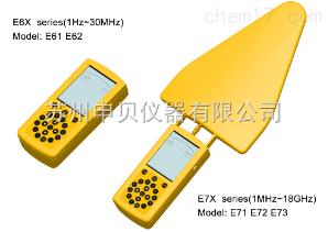 E61/E62/E71/E72/E73 電磁場強度頻譜分析儀