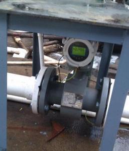 污水厂污水流量计