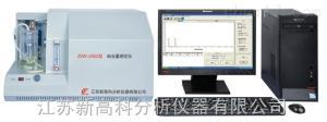 ZWK-2002型 原油硫含量測定儀