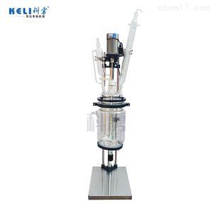 S212-3L 小型双层玻璃反应釜 厂家直销