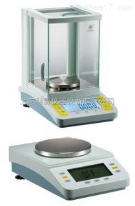 JA10003 上海越平JA10003高精密电子天平秤0.001g电子称1mg数显分析台秤
