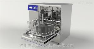 1 实验室洗瓶机只需少量的水即可进行彻底清洁