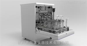1 实验室洗瓶机 玻璃仪器的清洗首选喜瓶者
