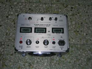 GM-15KV 大功率可调高压数字兆欧表