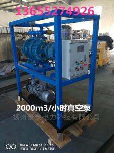 ZKB-4000 ≥4000m³/h的真空泵