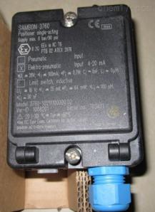 4763 SAMSON萨姆森定位器原装正品