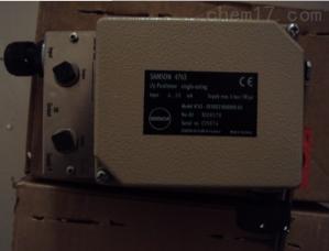 德国SAMSON萨姆森定位器100%进口正品