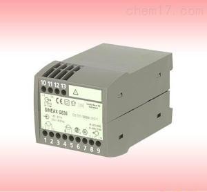 SINEAX I538电流变送器,德国GMC变送器