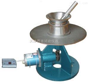 NLD-3型水泥胶砂流动度测定仪 水泥胶砂跳桌 截锥圆模