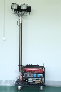 SWF6110 全方位自动升降泛光灯 抢修救援应急工作灯