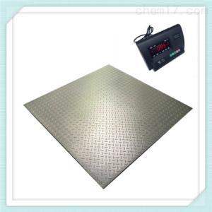 上海物流仓库称重量3吨1.5米电子地磅秤
