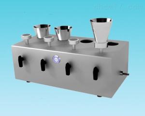 HDG-4D 華旦牌HDG-4D不銹鋼微生物檢測薄膜過濾器(自動排液型)