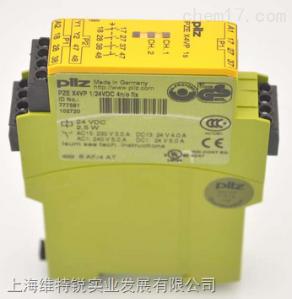 827225 皮尔滋电子检测继电器