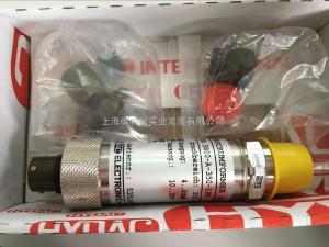 HDA3840-E-400-12 德国HYDAC压力传感器记录信号变量