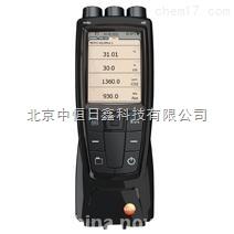 德国德图testo 480多功能测量仪 温湿度、风速、光照度、热辐射、紊流度和二氧化碳
