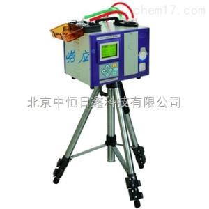 嶗應2020智能空氣采樣器(電子流量計)北京現貨供應 嶗應空氣采樣器