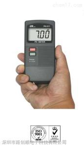 PH-221 台湾路昌PH-221酸碱度计PH221PH计PH值测试仪酸碱值测量仪