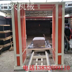 发泡水泥门芯板切割造型设备(日兴机械)