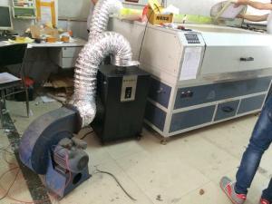 XY400 激光雕刻除烟除尘机