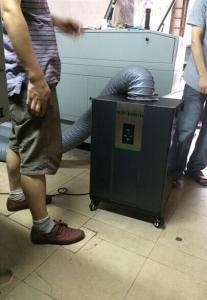 XY200焊烟废气净化处理器
