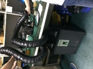 XY02 工厂专用除烟器吸烟机