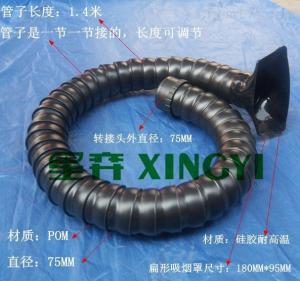 ZJG 电子焊锡万向定位免支撑吸烟管