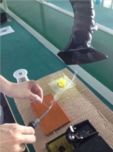 XY02 电子焊接烟味净化处理器