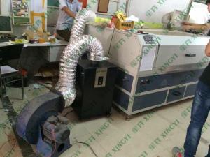 XY400 激光加工亚克力废气过滤机