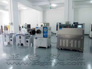 紫外光老化试验机