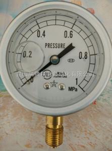 GRK-721B-1MPa *计器制作所60φ甘油压力计DAIICHI KEIKI压力表