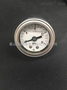 GV95-671-4000000 长野计器NKS圧力表GV95-671-4 0~16MPa