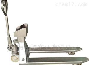 SCS-1T 朗科不锈钢1t防爆电子叉车秤
