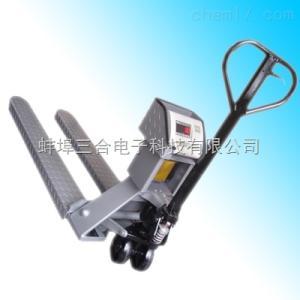 1.5吨不锈钢叉车秤/防腐蚀电子叉车秤