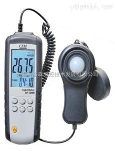 DT-3808 帶USB接口照度計、照度測量儀