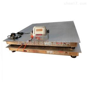 SCS 3吨不锈钢电子地磅