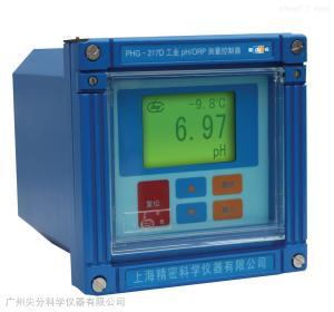 PHG-217D型工业pH/ORP测量控制器