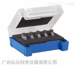 带有末端盖的标准THGA石墨管