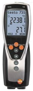 testo 735-1 - 温度测温仪 (3通道)