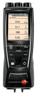 testo 480多功能环境测试仪 风速照度温湿度多功能测试仪