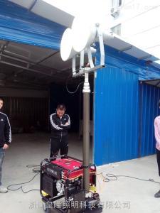 SFW6110C 海洋王SFW6110C发电机移动照明车厂家定制