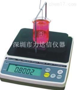 高精度液體密度計GP-120G 電子密度計