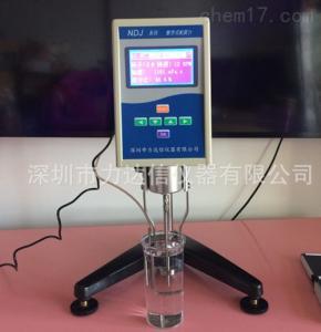 深圳油墨粘度测量仪NDJ-8S、数显粘度计厂家力达信