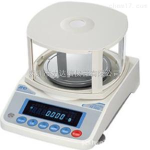 日本AND FX-200GD電子天平 0.001g電子天平 1mg電子秤