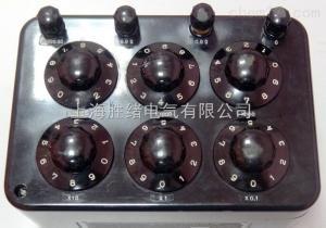 ZX21a旋轉式電阻箱