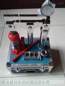GDJ-5型 厂家供应混凝土仪器轨枕螺纹道钉硫磺锚固强度试验仪价格低